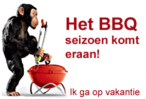Het BBQ seizoen komt er aan!