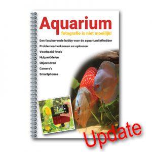 Voorbeeld: E-book Aquariumfotografie