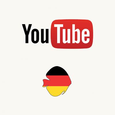 Thumbnail: Duitstalige YouTube video's