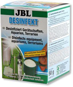 Verpakking: JBL - Desinfekt