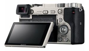 Aquarium fotografie hardware: Systeemcamera, Sony A6000