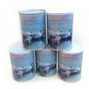 Afbeelding: Blikken Salt Lake artemia eitjes á 450 gr