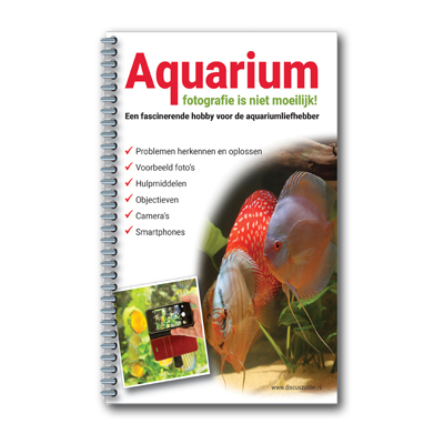 Discuszolder – Aquarium fotografie