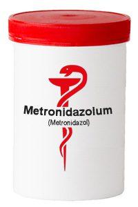 Verpakking: Metronidazol