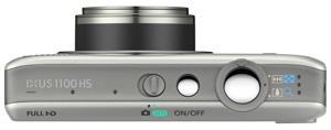 Aquarium fotografie hardware: Compact camera, Canon IXUS 1100 HS