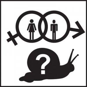 Afbeelding: Symbool man vrouw