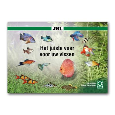 JBL – Het juiste voer vooruw vissen