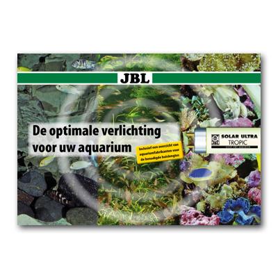JBL – De optimale verlichting voor uw aquarium