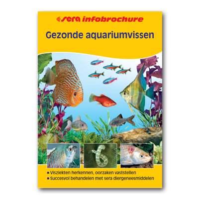 Sera – Gezonde aquariumvissen