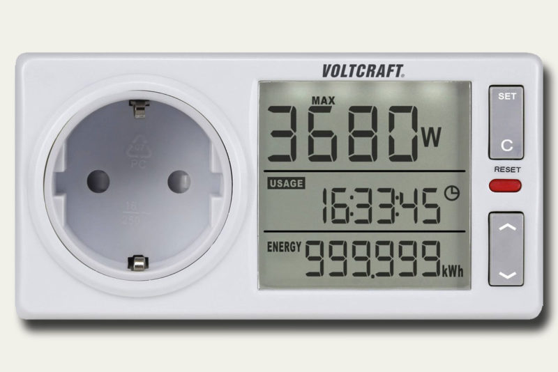 Energiekostenmeter van aquarium apparatuur is nog nooit zo eenvoudig geweest met beperkte middelen.