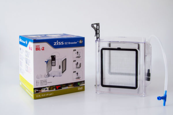 Review: Ziss Aqua – EZ Breeding box, is een doordacht systeem!